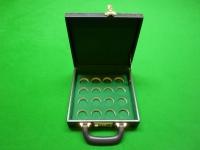 กล่องใส่ลูกสนุ๊กเกอร์ 6 แดง