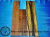 Wood1 - Olive wood and B&W Ebony
